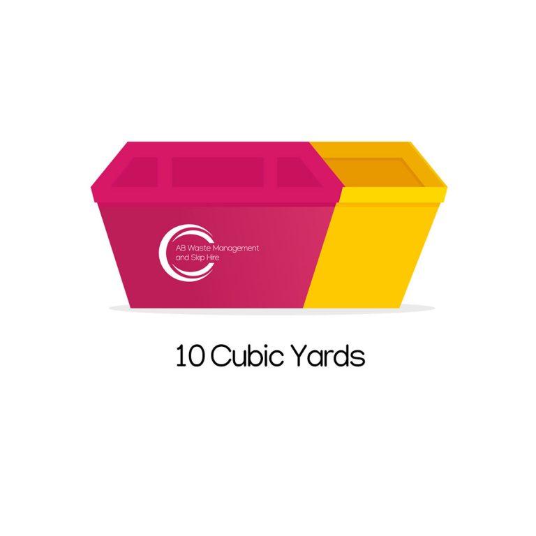AB - 10 Cubic Yard