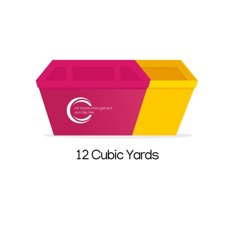 AB - 12 Cubic Yard
