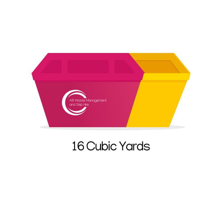 AB - 16 Cubic Yard