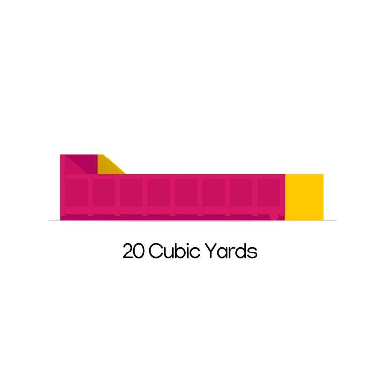 AB - 20 Cubic Yard