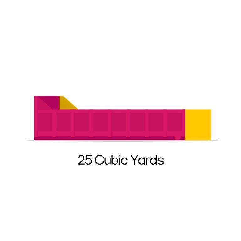 AB - 25 Cubic Yard