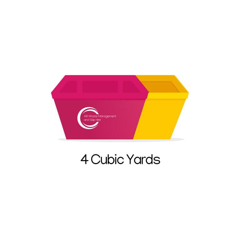 AB - 4 Cubic Yard