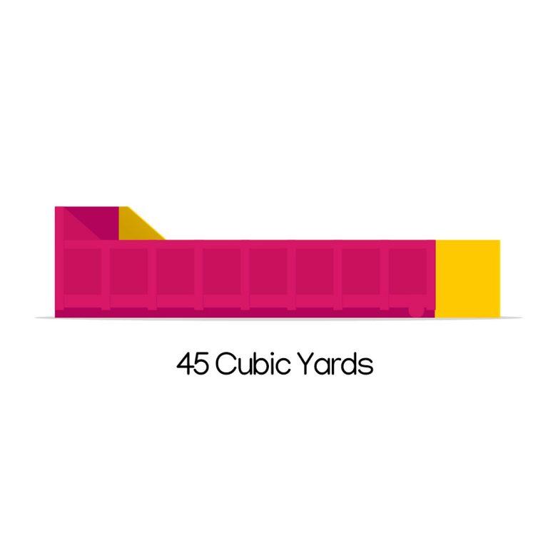 AB - 45 Cubic Yard