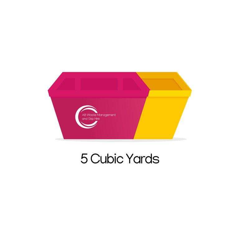 AB - 5 Cubic Yard