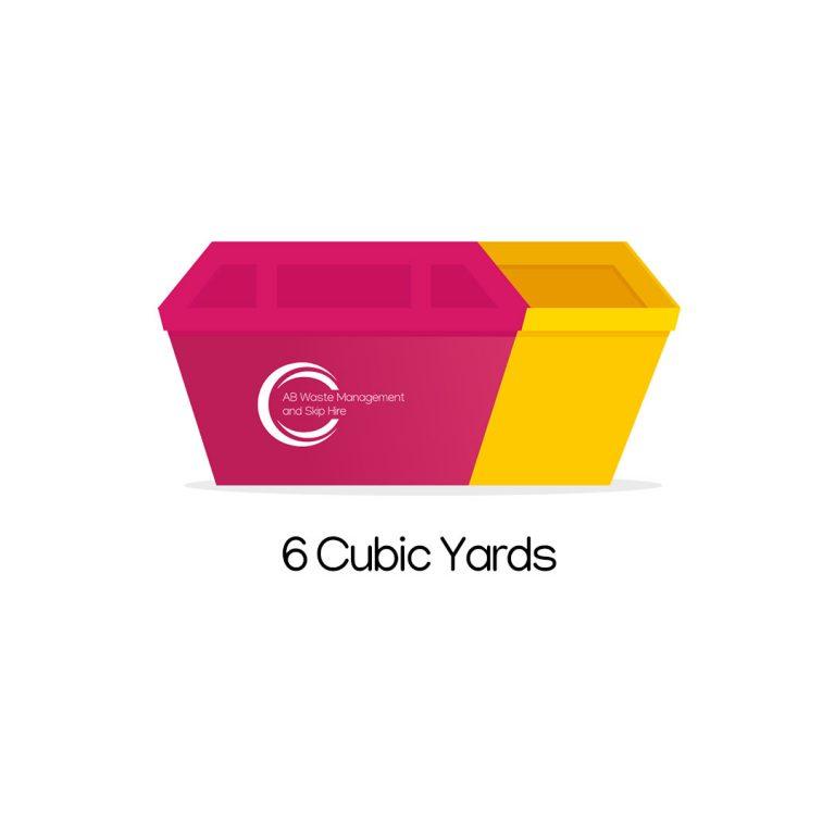 AB - 6 Cubic Yard