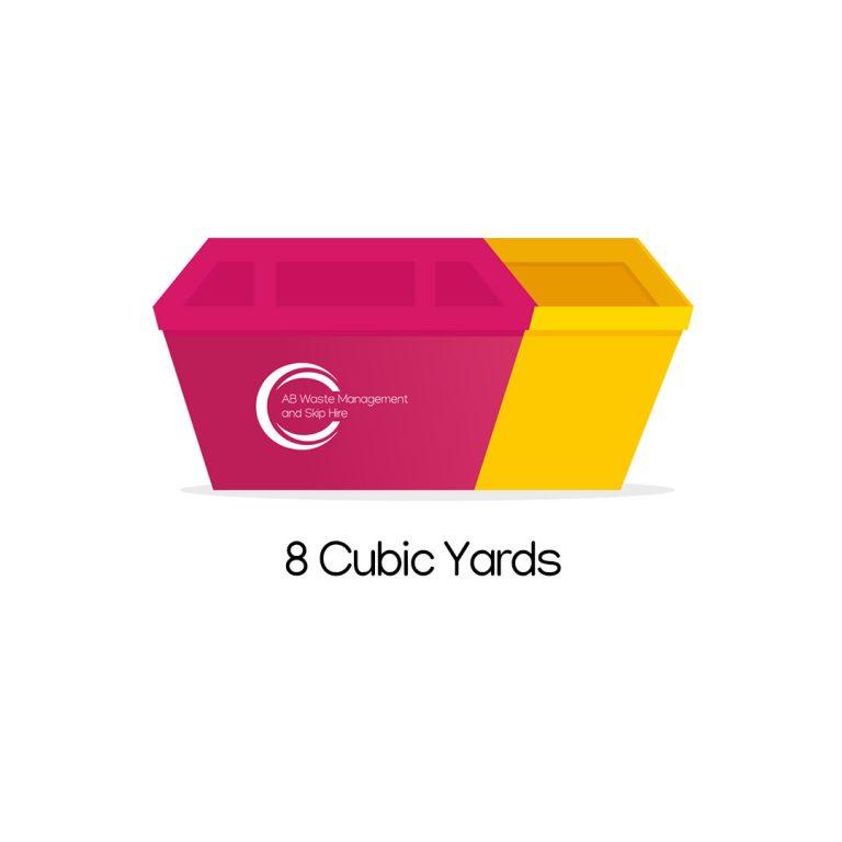 AB - 8 Cubic Yard